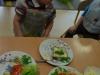 Jagódki robią kanapki