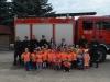 Wizyta w Straży Pożarnej