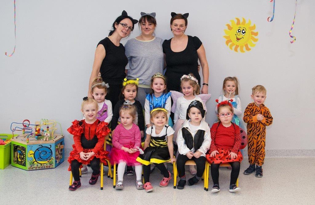Przedszkole Szamotuły - Poziomki 2017