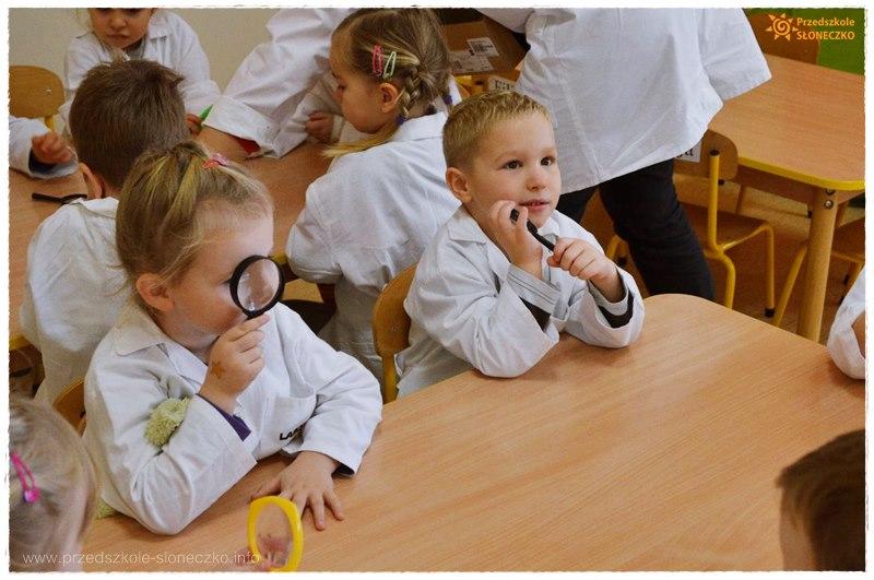 Szamotuły Przedszkole SŁONECZKO  - Laboratorium - LABOKIDS
