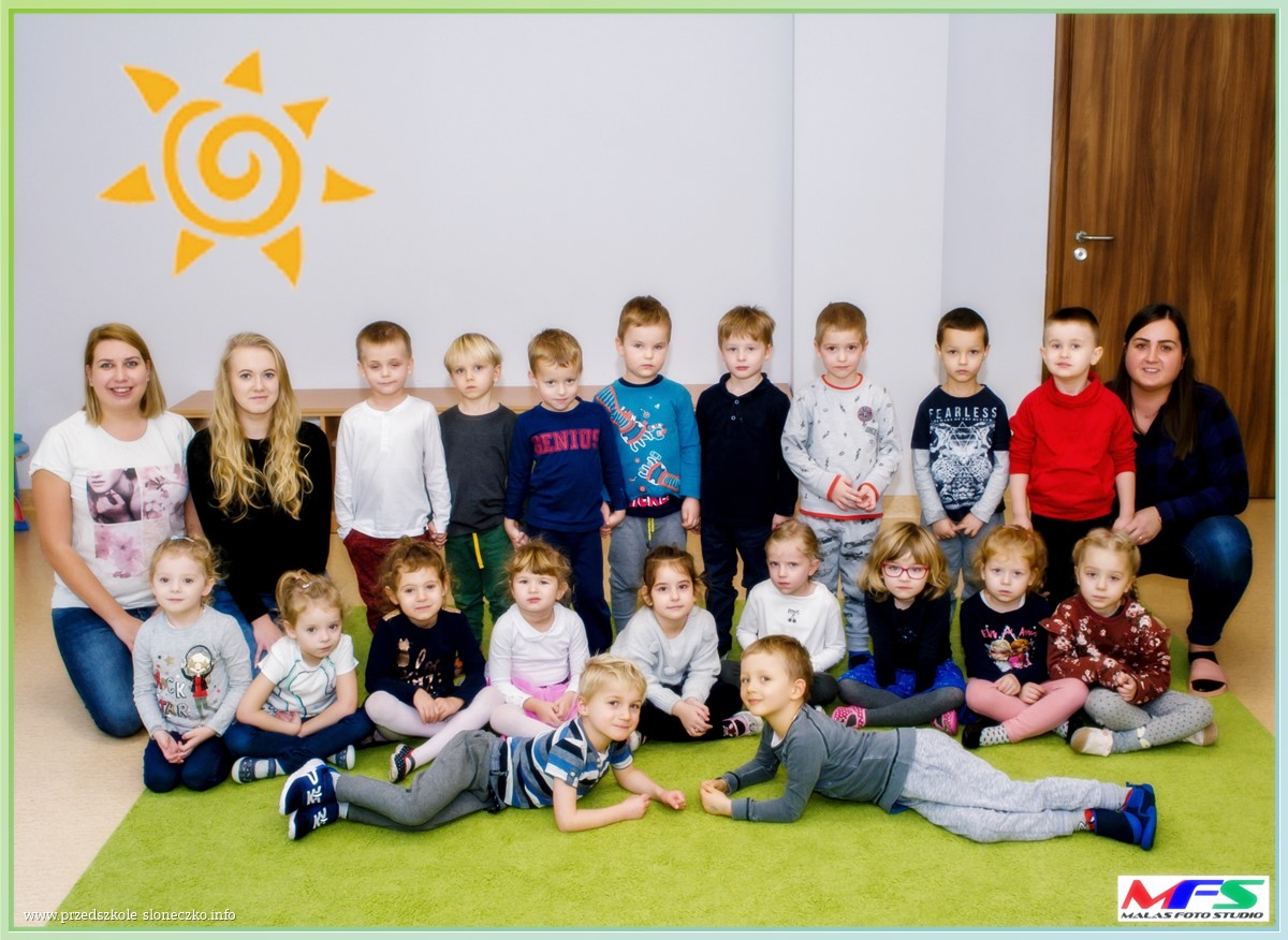 Przedszkole i żłobek Szamotuły - grupa Bratki