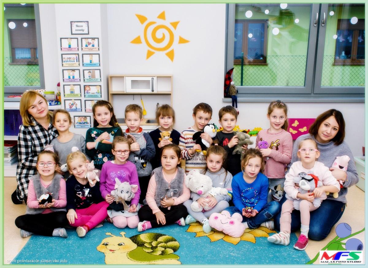 Przedszkole i żłobek Szamotuły - grupa Jagódki