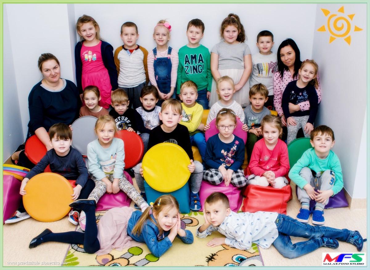 Przedszkole i żłobek Szamotuły - grupa Niezapominajki