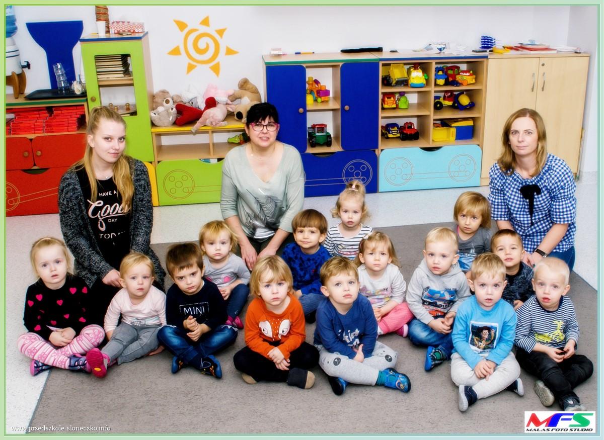 Przedszkole i żłobek Szamotuły - grupa Poziomki