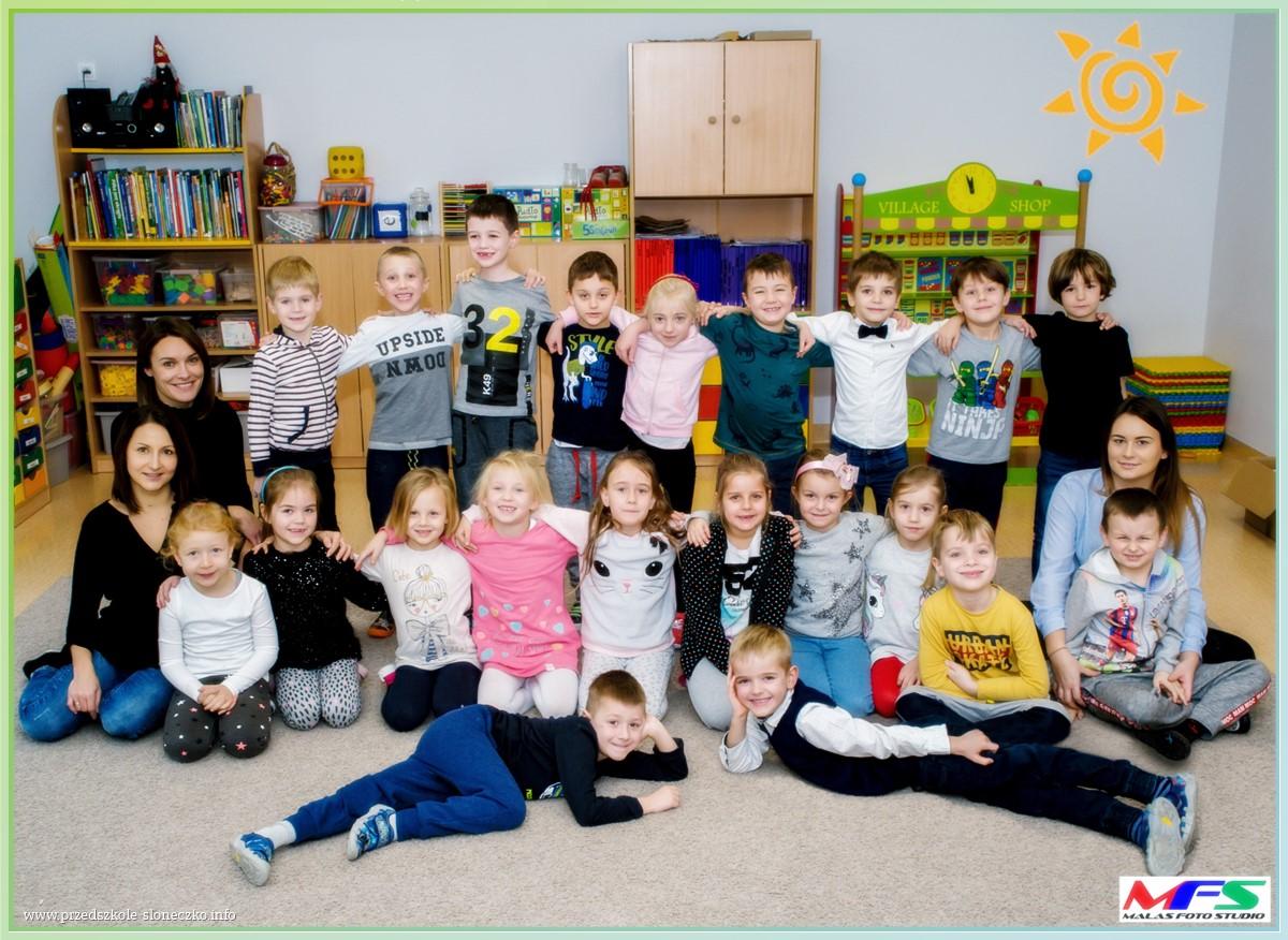 Przedszkole i żłobek Szamotuły - grupa Słoneczniki