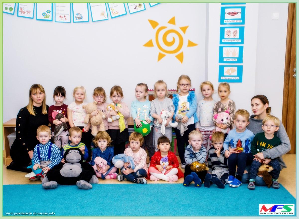 Przedszkole i żłobek Szamotuły - grupa Stokrotki